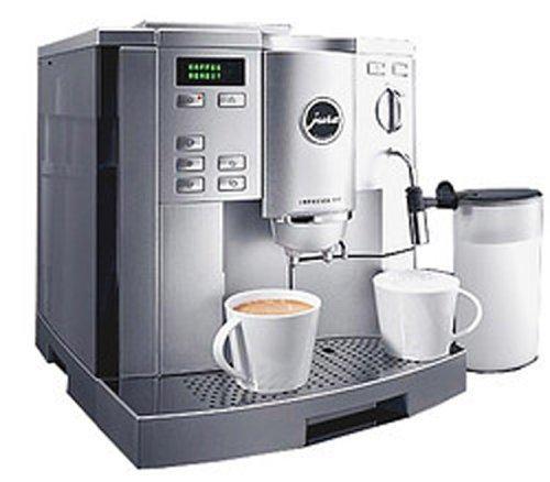 Jura Espresso-Vollautomat S 95 Impressa platin 12926 thumbnail