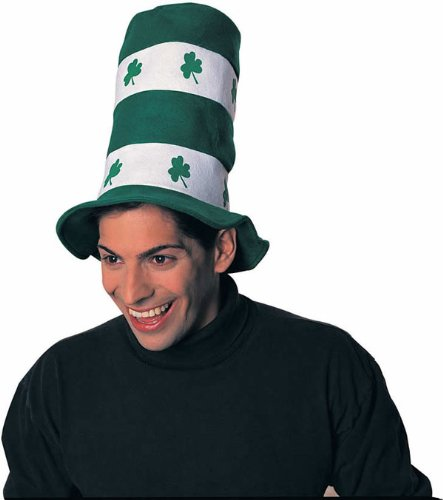 Rubie's Costume Co St. Pat'S Stovepipe Hat Costume - 1