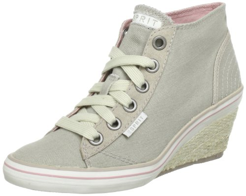 ESPRIT Lexa Lace Up Q13026 Damen Sneaker
