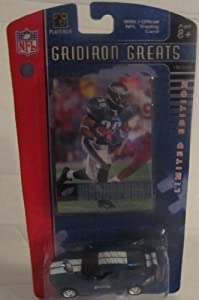 Upper Deck 2006 Gridiron Greats Brian Westbrook of the Philadelphia Eagles NFL... by Upper Deck