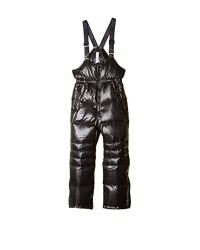 ADJ Salopette Down Quilted Pant Adjustable Bib [Nero]