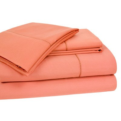 Coral Colored Bedding Sets back-1030504