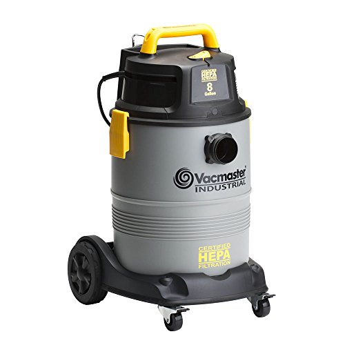 Vacmaster 8 Gallon HEPA Vac with 2 Stage Motor, VK811PH (Epa Vacuum Cleaner compare prices)