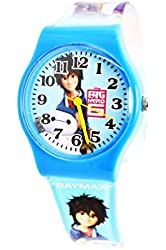 "Disney Baymax Big Hero 6 Watch For Kids. Analog Display. Adjustable Band 9""L."