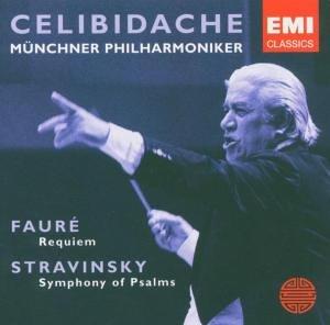 Stravinsky - Symphony of Psalms (Symphonie de Psaumes) 41HREASBN2L._