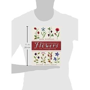 Shakespeare's Flowers in Stumpwork (Milner Craft Series)
