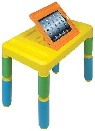 Cta Digital Kids Adjustable Activity Table For Ipad front-193390