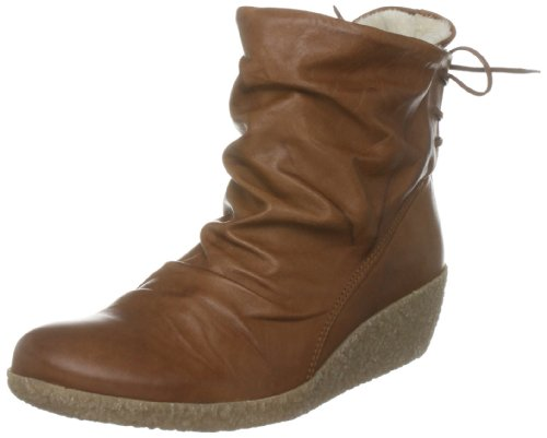 Moda In Pelle Women's Brandy Tan Ankle Boot Bra02 6 UK
