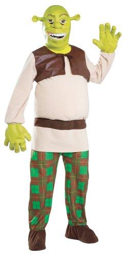 シュレック ハロウィン コスプレ衣装 コスチューム 大人用♪ハロウィン♪ONEサイズ