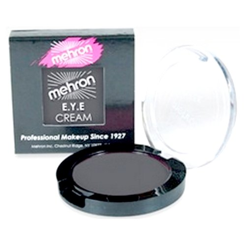 Mehron E.Y.E Cream Eye Shadow/Liner Makeup (Slate Grey) - 1