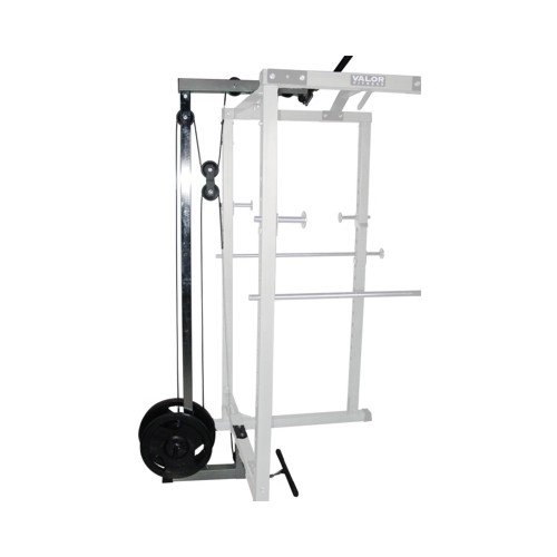 Valor Fitness Bd-11L Lat Pull Attachment For Bd-11 Hard Power Rack front-228590