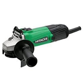 Hitachi G12SS 4-1/2-Inch Angle Grinder