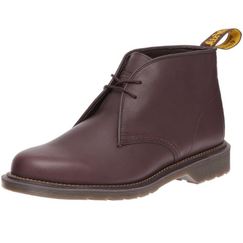 Dr Martens Men's Sawyer Boot Dark Brown 13257201 6 UK