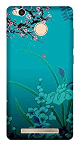 TrilMil Printed Designer Mobile Case Back Cover For Xiaomi Redmi 3 Pro