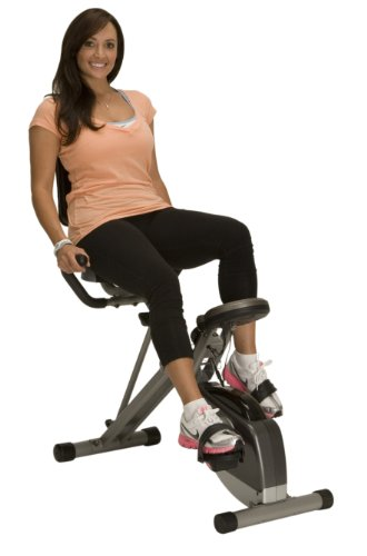 Exerpeutic 300SR Foldable Recumbent Bike