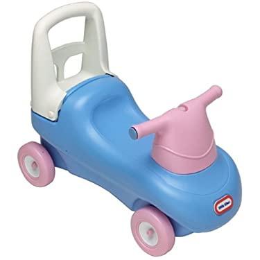 Small Tikes Push And Ride Doll Walker
