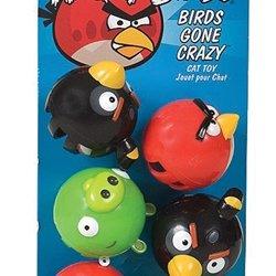Hartz Angry Birds Birds Gone Crazy - Cat Toy,