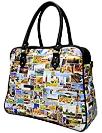 Digitally Printed Multi Stylish Cabin Carry Bags With Multi Pocket - B01ICTCVFW