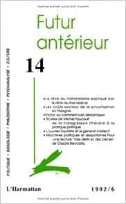 Futur anterieur 14 french edition 9782738417817 amazon for Future interieur