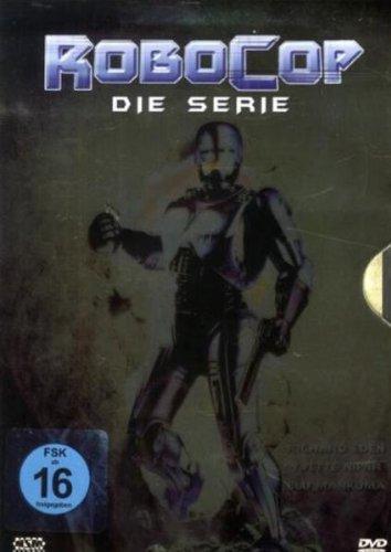 Robocop - Die Serie (limitierte Steelbox!) [6 DVDs]