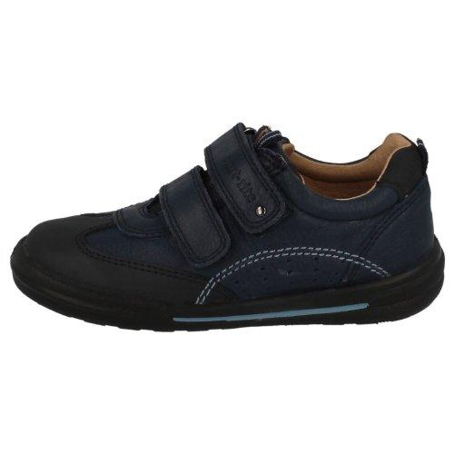 Start-rite, Sneaker bambini Blu Blu, Blu (navy leather), S6œ