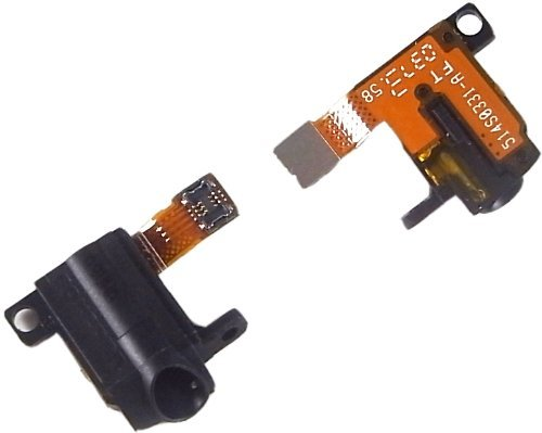 Generic Audio Jack Headphone Flex Cable For Ipod Touch 4 4Th 4G