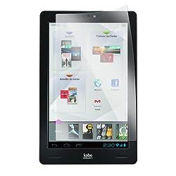 "CaseGuru Kobo Arc 7"" eReader Tablet Premium Crystal Clear Screen Protector Guard Cover 10 PACK"