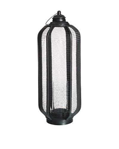 Concept Luxury Portavelas Street Lamp Negro