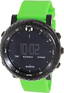 Suunto Core Crush Altimeter Watch Green, One Size