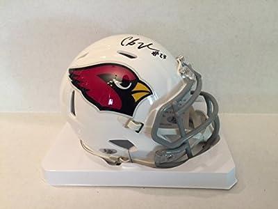 Chris Johnson Arizona Cardinals Speed Helmet