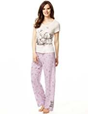 Tatty Teddy Pyjamas with Modal