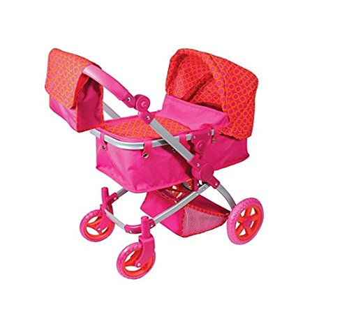 Kids Doll Stroller back-719937
