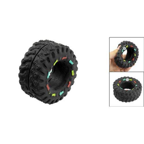 new-hotsale-best-price-in-aliexpress-promotion-black-vinyl-rubber-tire-shaped-bone-pattern-dog-cat-p
