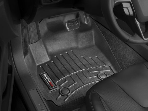 2013-2016-ford-fusion-black-weathertech-floor-liners-front-set-for-automatic-transmissions-only