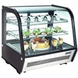 Polar Countertop Display Chiller - 2 shelves. Capacity: 120 litres