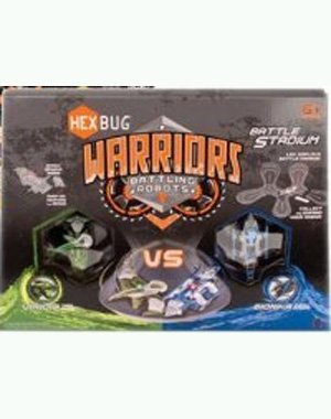 Hexbug Warriors Battle Stadium  Battling Robots