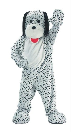 Costumes For All Occasions Up299 Dalmation Mascot