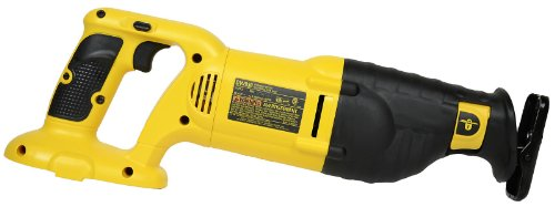 Find Bargain Dewalt DW938B 18-Volt Cordless Reciprocating Saw Bare-Tool, no batteries, no charger