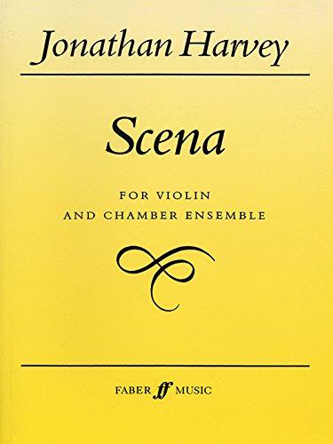 Scena: (Score) (Faber Edition)
