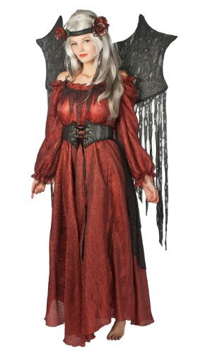 Women's Angel of Death Costume by Costume Craze
