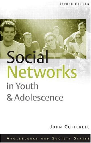 Social Networks In Youth And Adolescence (Adolescence And Society) front-17421