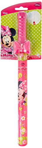 Simba Simba Minnie Mouse Giant Bubble Stick Multi Color