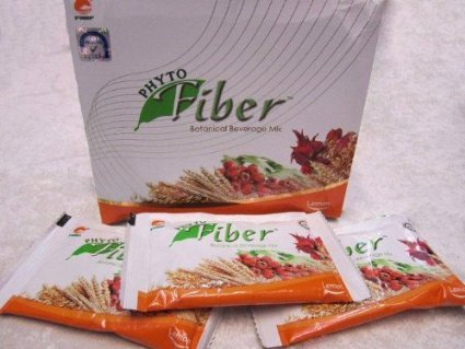 Phyto Fiber Botanical Beverage Mix, Natural Fiber Detox 15 Sachets. [Free Handmade Envelopes Gift] (Fiber Beverage compare prices)