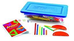 ETA hand2mind AngLegs Classroom Basics Kit