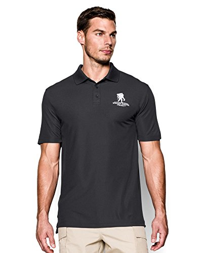 Under Armour Men's WWP Performance Shirt, Black, X-Large