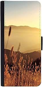 Snoogg Hay Designer Protective Phone Flip Case Cover For Intex Eco 102E