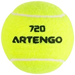 Artengo 720-X-1 Balls (Yellow)