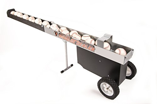wheeler dealer pitching machine