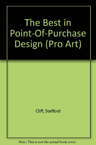The Best in Point-Of-Purchase Design (Pro Art)