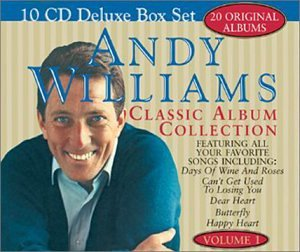 Andy Williams - Classic Album Collection, Vol. 2 - Zortam Music